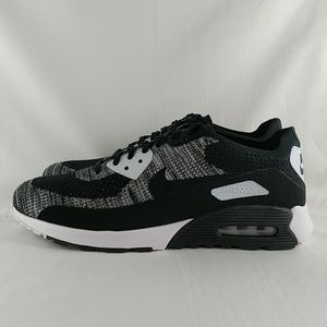 88d4a0e9e33e8 Nike Shoes - Nike W Air Max 90 Ultra 2.0 Flyknit Black White